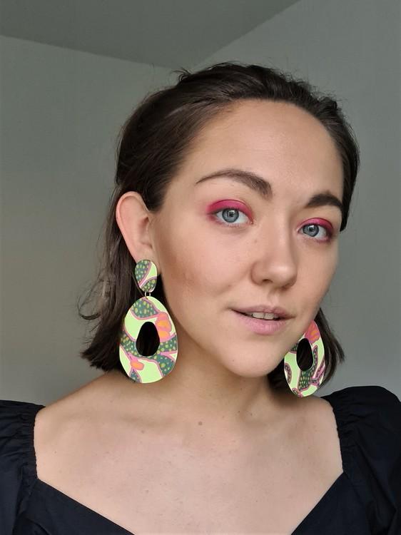 Cornelia Elin PK-inspirerat mönster