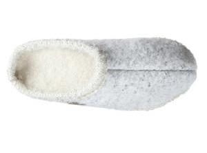 Ulle Mohair - white melange