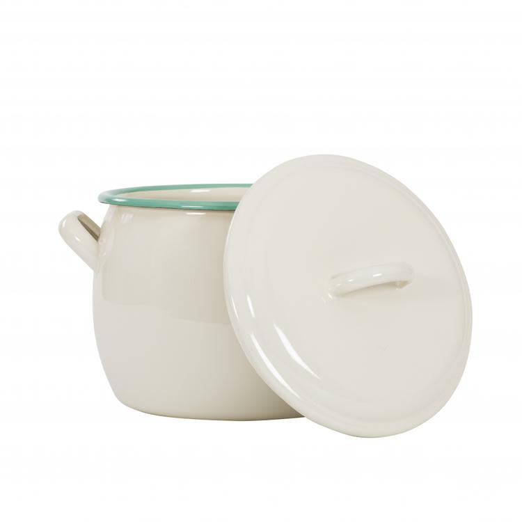 Kockums gryta 4 liter - Cream Lux