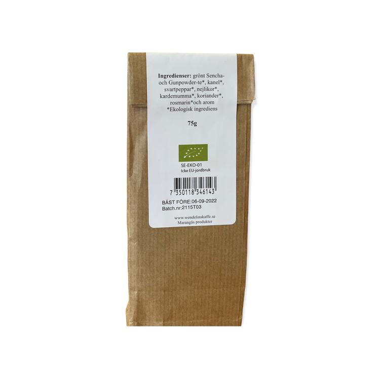 Ekologiskt te - chai eko GRÖNA