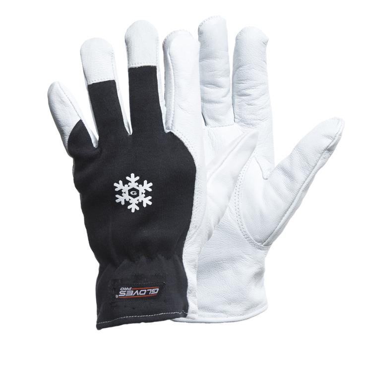 Gloves Pro Dex 12 Stl.10 Montagehandske Vinter 5659