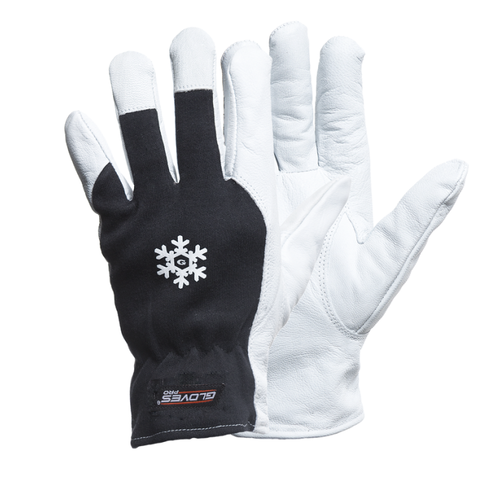Gloves Pro Dex 12 Stl.10 Montagehandske Vinter 5659