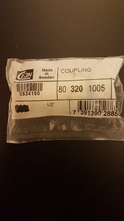 """Cejn Coupling 1/2"""" 80 320 1005"""