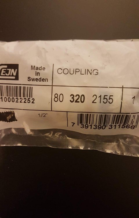 """Cejn Coupling R 1/2"""" 80 320 2155"""