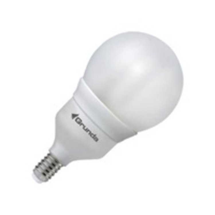 Grunda lågenergilampa GSU109/E14 9W