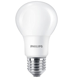 Philips Lågenergilampa 5W E27 2-PACK