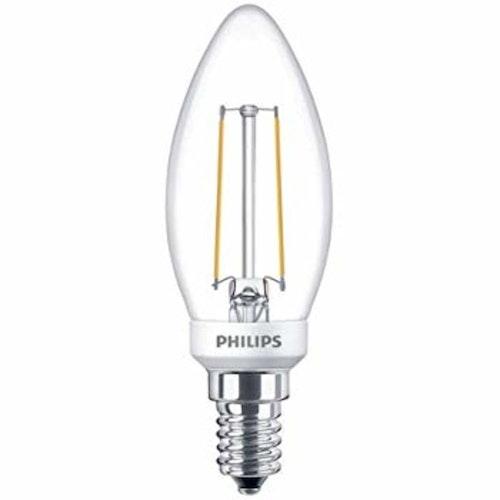 Philips Classic LEDcandle E14 2.7W Dimbar - Ersättare 25W