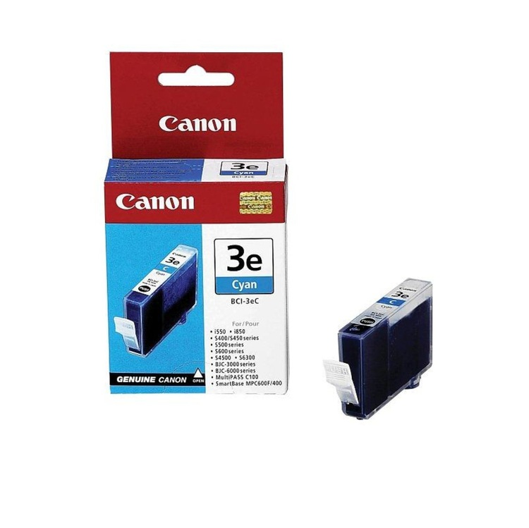 Canon BCI-3eC Cyan Bläckpatron