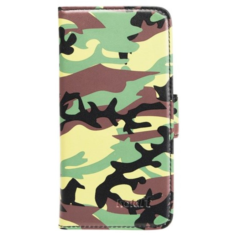 Holdit Plånboksfodral iPhone 5 Camo