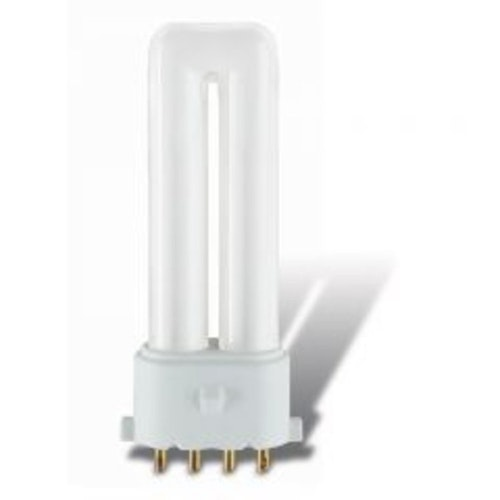 Philips Kompaktlysrör PL-S/4P 9W/830 600 lumen