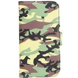 HoldIt Plånbok För Samsung Galaxy S3 Army Grön