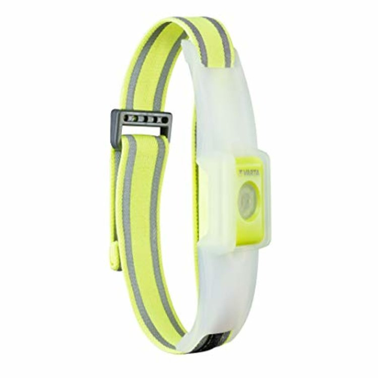 Varta outdoor sports reflective L.E.D band