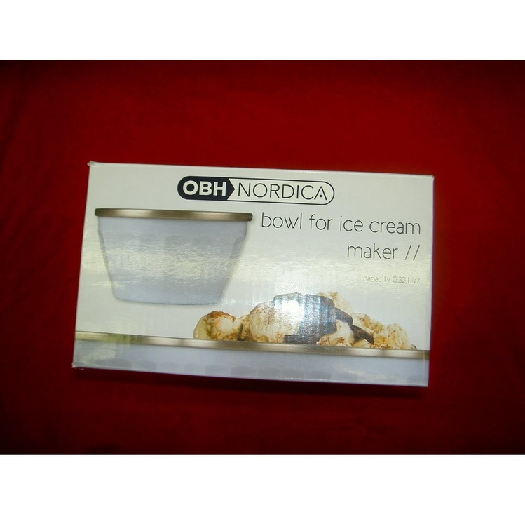 OBH Nordica Extra Glasskål