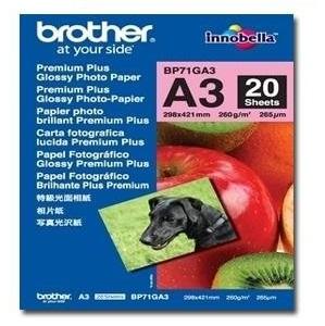 Brother Papper BP71GA3 A3 20 ark