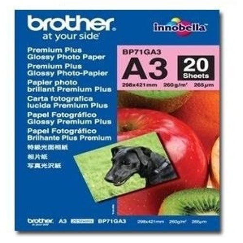 Brother Papper BP71GA3 A3 20 ark
