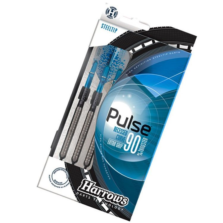 Harrows Pulse 24g 90% Tungsten Dartpilar