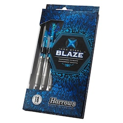 Harrows Blaze dartpilar 18 Gram