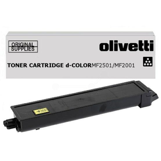 Olivetti Tonerkasset d-Color MF2501/MF2001 Svart