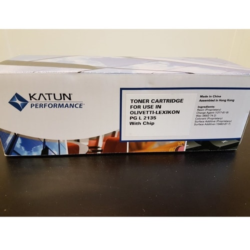 Katun Performance toner cartridge svart
