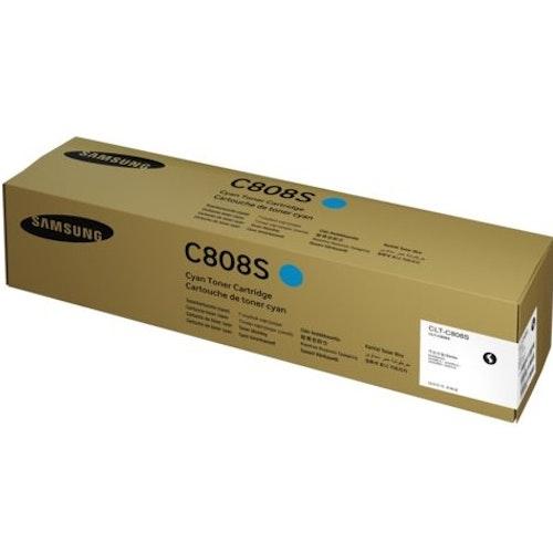 Samsung CLT-C808S/ELS X4300LX/X4250LX/X4220RX Cyan