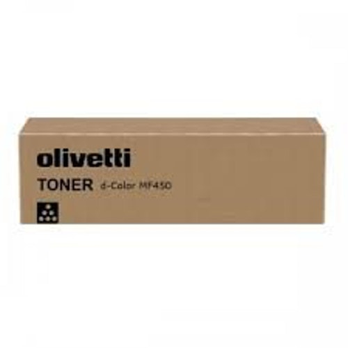 Olivetti Toner d-Color MF450 Svart