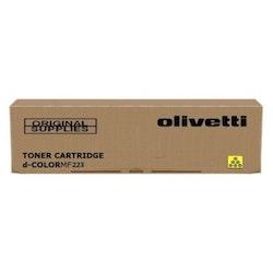Olivetti tonerkassett Yellow d-Color MF223/MF283