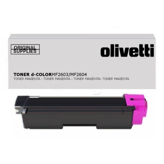 Olivetti Tonerkassett d-Color MF2603/MF2604 Magenta