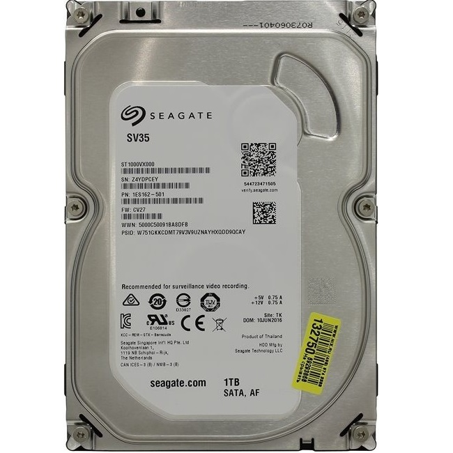 Seagate SV35 HDD 1TB