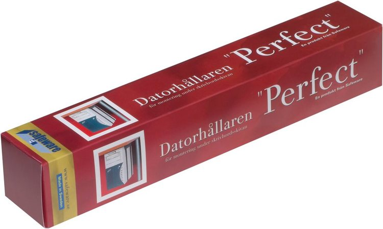 Datorhållaren ''Perfect'' Silver, Safeware
