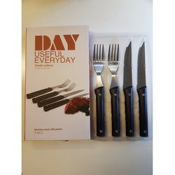 Day Useful Everyday Steak cutlery Knives and forks 4pcs