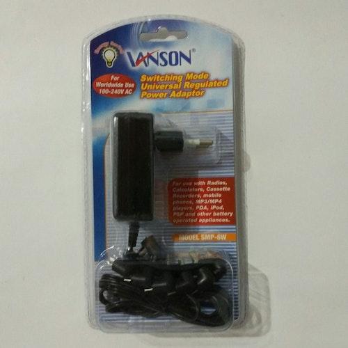 Adaptor Merk Vanson Model SMP 6W