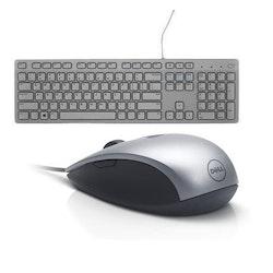 Dell tangentbord och mus