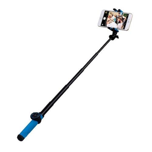 MOMAX Selfie Hero Blå + Selfie tripod