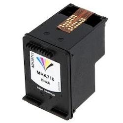 InkClub MHA710 Bläckpatron Svart 901 XL
