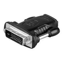 Adapter DVI hane till HDMI Hona