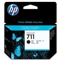 HP 711 (CZ133A) svart bläckpatron