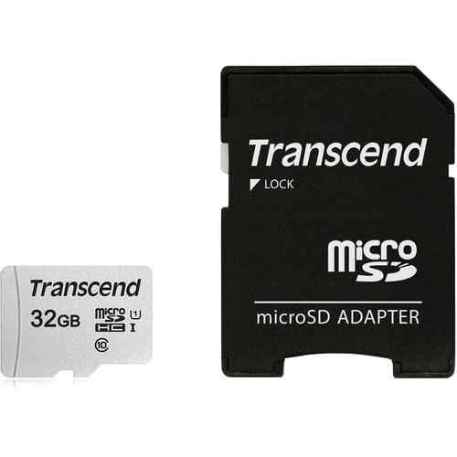 Transcend UHS-I microSD 300S 32GB