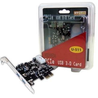 PCIe USB 3.0 Card U-511