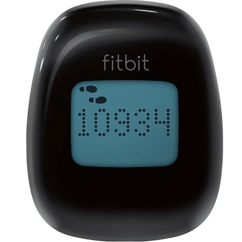 Fitbit - Zip Wireless Activity Tracker Svart