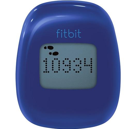 Fitbit - Zip Wireless Activity Tracker Blå