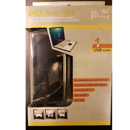 90A easy USB goobay