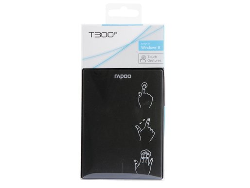 Rapoo Wireless TouchPad T300P Grå