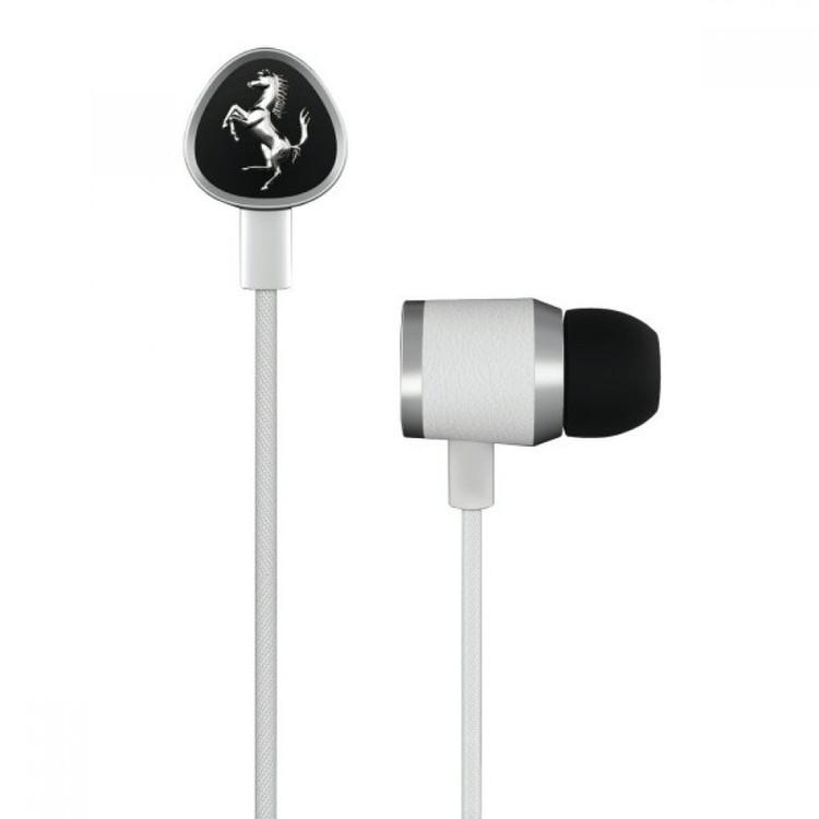 Ferrari by Logic3 In-ear headphones Cavallino G150 1 button remote