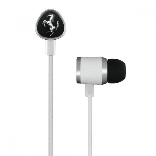 Ferrari by Logic3 In-ear headphones Cavallino G150 1 button remote