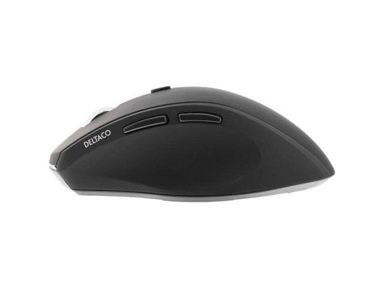 Deltaco MS-805 Full sized trådlös mus