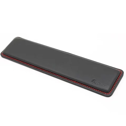 Ducky leather wrist pad