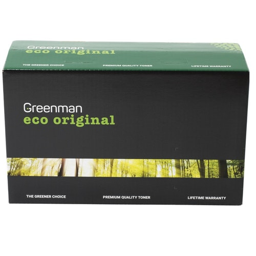 Greenman Eco Original, MLT-D205L Svart
