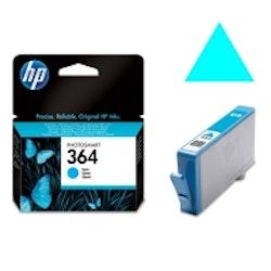 HP bläck 364 CYAN