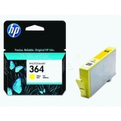 HP bläck 364 Yellow