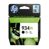 HP bläck 934XL SVART